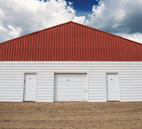 storage units in Great Falls, Montana